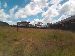 Family Home plus vacant land in Eagle view Estate. Wallerawang Lithgow Area Preview
