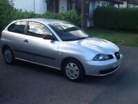 Seat Ibiza 1.2 great first car, low mileage, 1 private owner long MOT