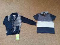Jumper and t-shirt, NEW with tags, 18-24 months