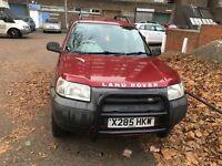 Land Rover 2001