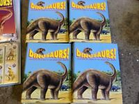 Collection of Dinosaur magazines
