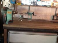 Tyne Avon woodturning viable speed lathe