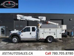 2012 Ford F-550 XLT 4X4 Extended Cab