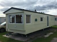 *CARAVAN FOR SALE NORTH WALES* no site fees to pay until 2018