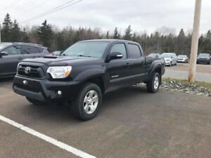 2015 Toyota Tacoma 4X4 TRD SPORT TRD Double Cab