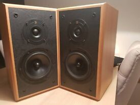 Kef cresta 2 100w Bookshelf Speakers