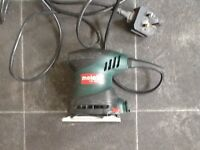 Metabo FSR200 Palm Sander (£20.00 no offers)