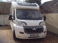 Auto Sleeper Broadway FB Motorhome. Full Service History. MOT 24th Sept. Immaculate Condition
