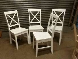 £20 each - Dining chairs - new and unused - delivery available