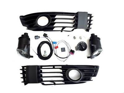 Fog Light Retrofitting Set Kit Complete Set Switch VW Passat