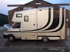 Ford Iveco 5.2t Horsebox