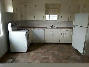 Large updated three bedroom centrally located upper unit!
