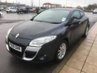 2009 Renault Megane 1.6 coupe new shape, dented door and wing 32k mileage