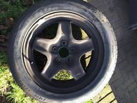 Vauxhall Insignia Wheels + Tyres 225 55 17