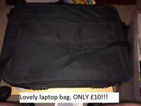 laptop bag with Shoulder strap