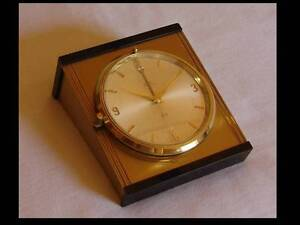 VINTAGE CLOCK CYMA AMIC 8-15, 15 JEWELS  (1963-1964 ) Swiss Made