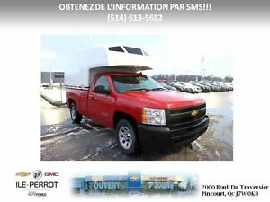 2013 CHEVROLET SILVERADO 1500 2WD REGULAR CAB