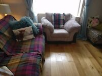 *NOW SOLD* Soft, comfy, 3 piece sofa suite looking for a new loving home! Collect 17-24 June