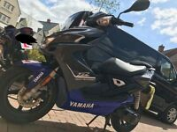 Yamaha aerox 50cc ped