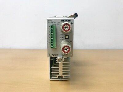Agilent N3303a 250w Electronic Load Module