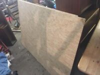 """Osb sheets approx 4ft x 67"""""""