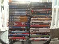 Job Lot 51 Dvds
