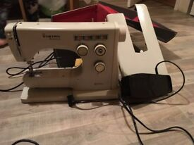 viking sewing machine 60 20- for repair or parts