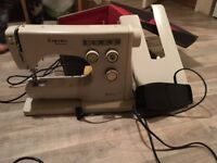 viking sewing machine 60 20- for repair or parts