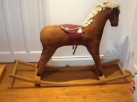 Large Rocking Horse looking for a good home and some t.l.c.