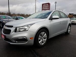 2016 Chevrolet Cruze Limited 1LT LIMITED !!! SUNROOF !!! ACCI...