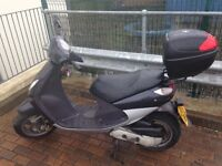 vivacity 100cc very quick 2-stroke ---- MOT june 2017 just had rollers and belt + crank new battery