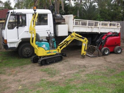 Mini Earthmoving Combo for Sale