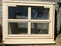 Doubleglazed Hardwood Window