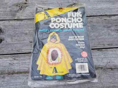 A Team Halloween Costumes (Vintage Sealed Ben Cooper A-Team Fun Poncho Costume With Mask and)