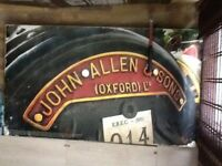 John Allan & sons big canvas great for man cave