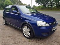 2005 vauxhall corsa 1.3 cdti amazing on fuel £30 a year tax mot until august 2018 very very clen car