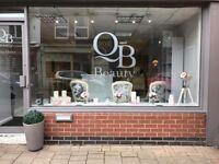 Beauty salon business for sale