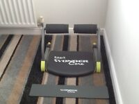 Smart core exercise workout machine