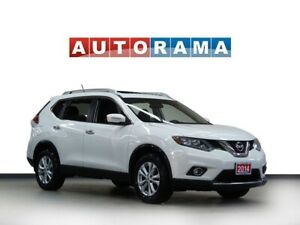 2014 Nissan Rogue SV NAVI LEATHER SUNROOF 7 PASS BACK UP CAM AWD