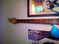 johnson telecaster guitar