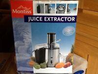 Montiss Juice Extractor