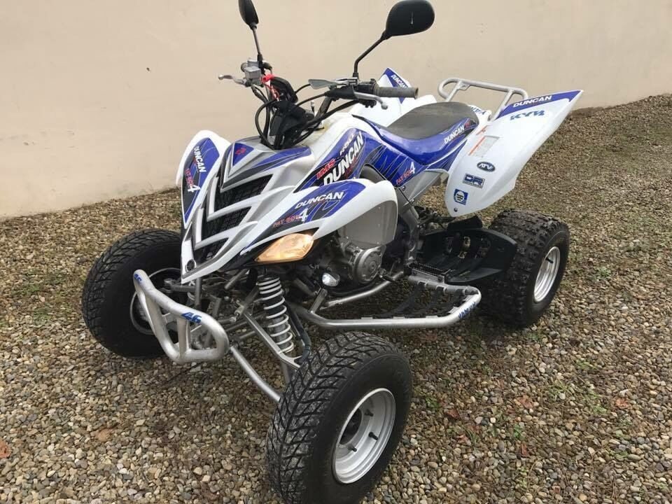 Yamaha raptor in penwortham lancashire gumtree for Yamaha raptor 50cc