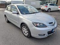 Mazda, 3, 2008, Automatic, 1.6, MOT until June 2021