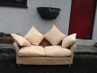 Sofa suitable for conservatory
