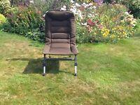 Free wychwood fishing chair
