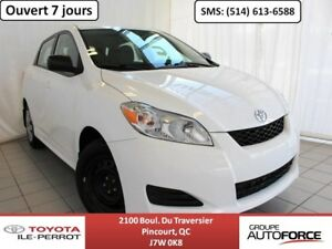 2012 Toyota Matrix *LIQUIDATION*, A/C, GRP ÉLEC, CRUISE