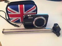 Digital Camera SAMSUNG PL20 14.2MP EXCELLENT Condition - Accessories