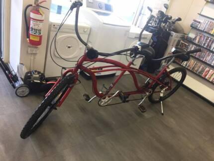 TANDOM BICYCLE