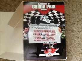 Motor Racing DVD's