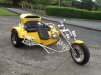 Rewaco HS5 Family Trike